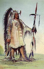 wichtigste indianerstämme usa